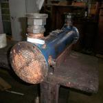 Manutenção de trocador de calor casco tubo