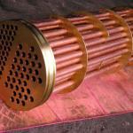 Trocador de calor em latão