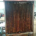 Manutenção em radiadores industriais