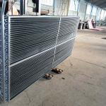 Serpentina de alumínio para refrigeração
