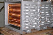 Radiador de cobre industrial