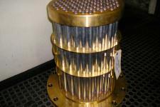 Trocador de Calor para Compressores de Alta Pressão