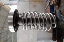 Serpentina de aço inox