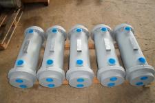 Trocador de calor casco tubo